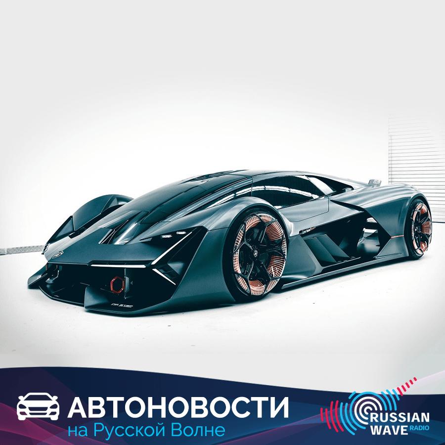 Новый Lamborghini…а вы готовы?