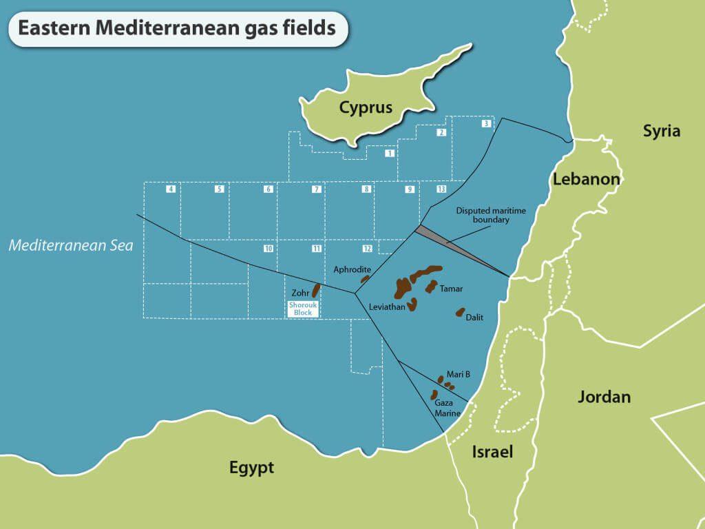 Египет будет сжижать кипрский газ для Европы