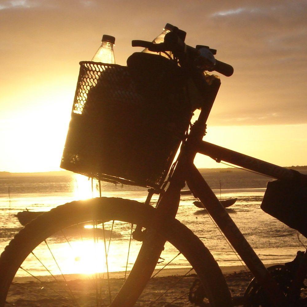 Семеро на одного: в Ларнаке напали на велосипедиста!