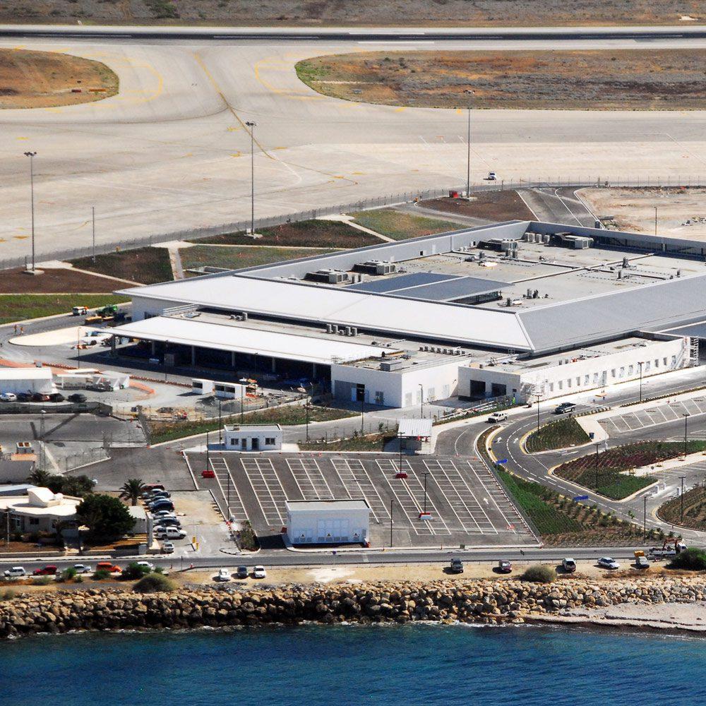 Аэропорт Пафоса проверили на готовность к эвакуации граждан в случае военных действий