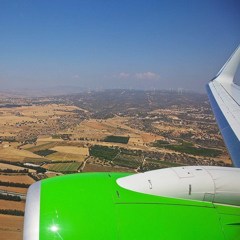 Остановка в работе аэропорта Пафоса: задержаны 4 рейса