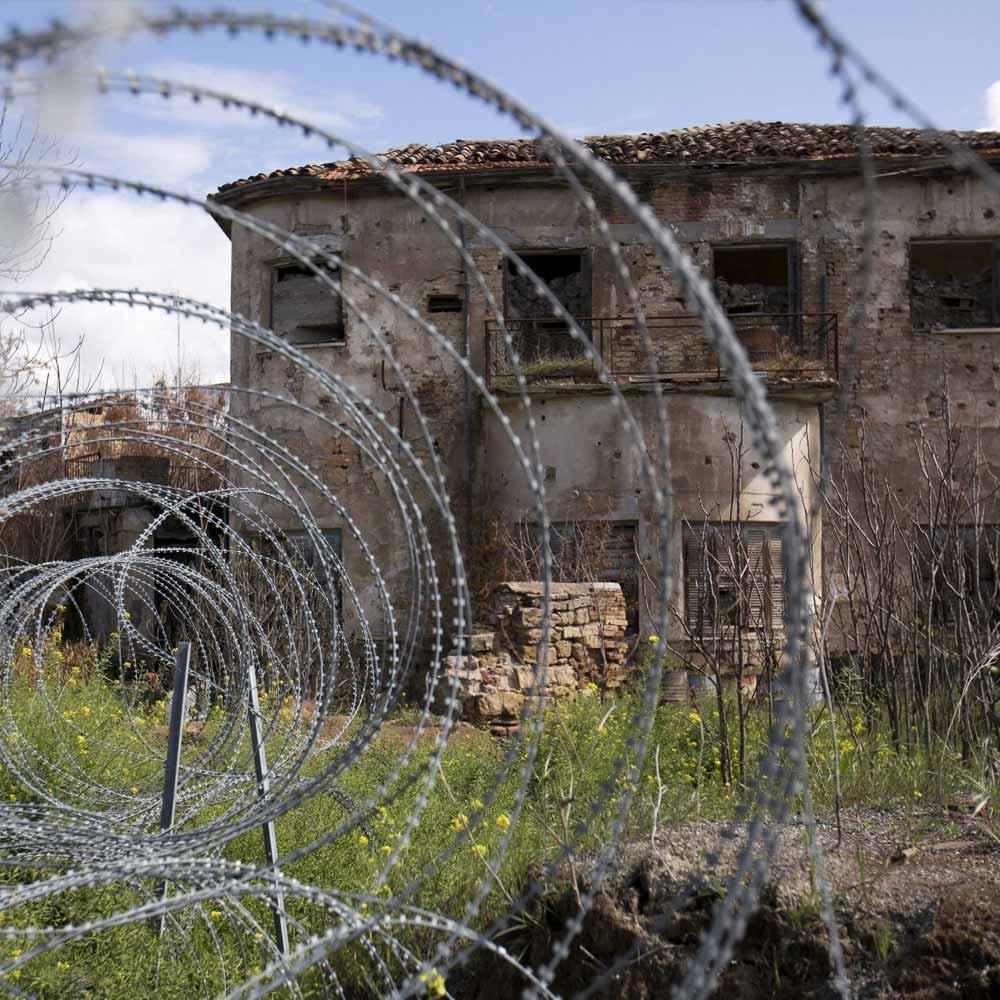 В буферной зоне Кипра открылись два КПП