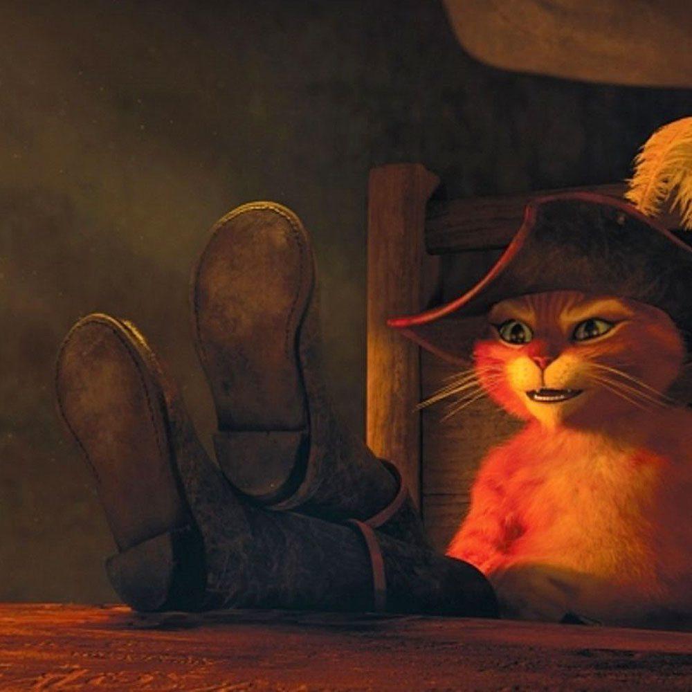 Американская киностудия Universal Pictures перевыпустит мультфильмы «Шрек» и «Кот в сапогах»