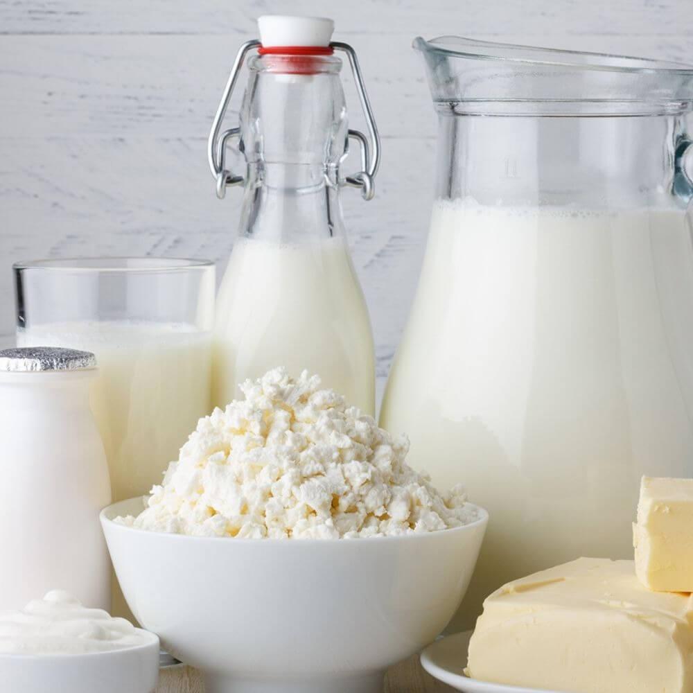 На Кипре самые дорогие молочные продукты в ЕС