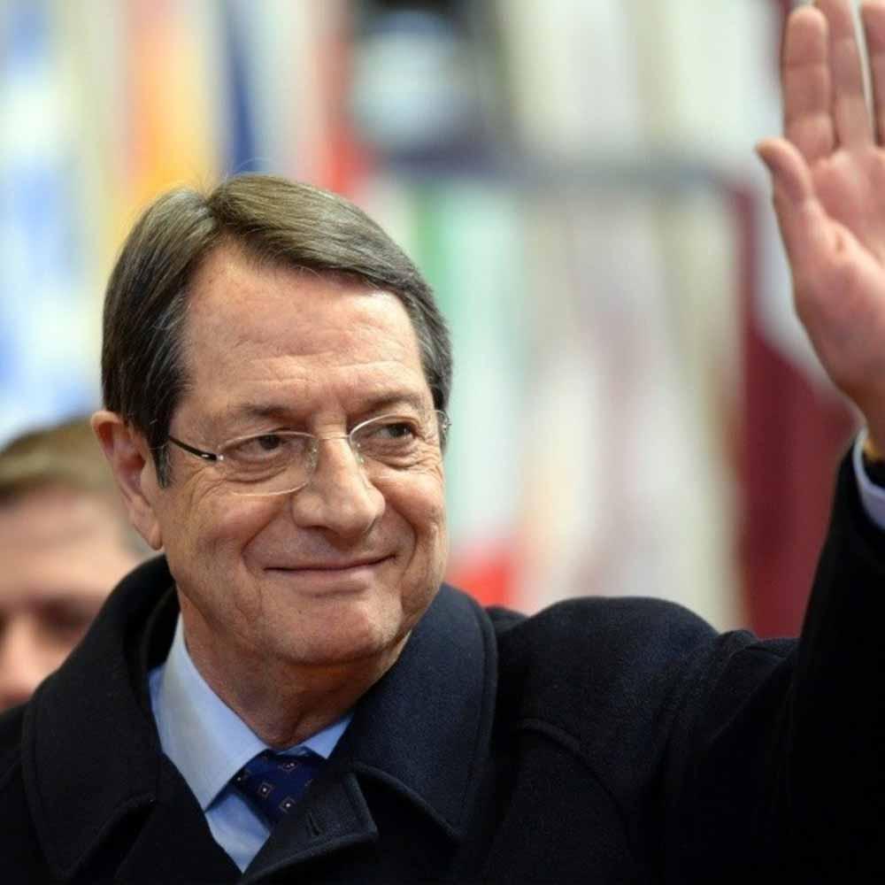 Президент Кипра принял участие в мероприятиях по случаю 100-летия окончания Первой мировой войны
