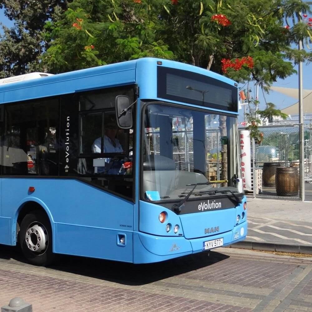 Забастовка водителей автобусов в Лимассоле и Пафосе: пострадали тысячи пассажиров
