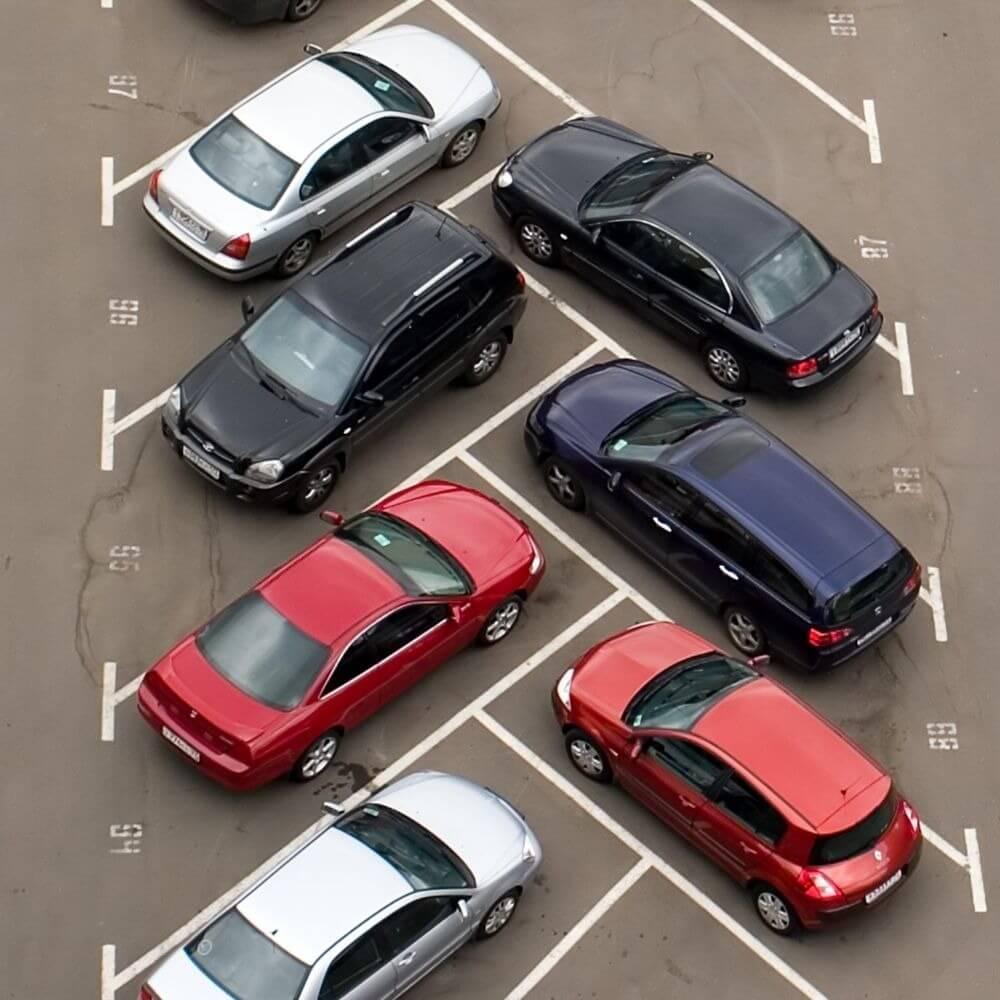В плену у парковки