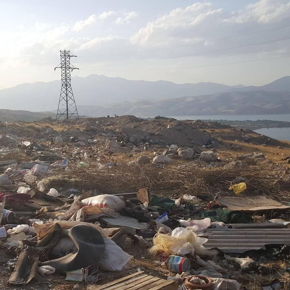Водохранилища острова наполнились… мусором