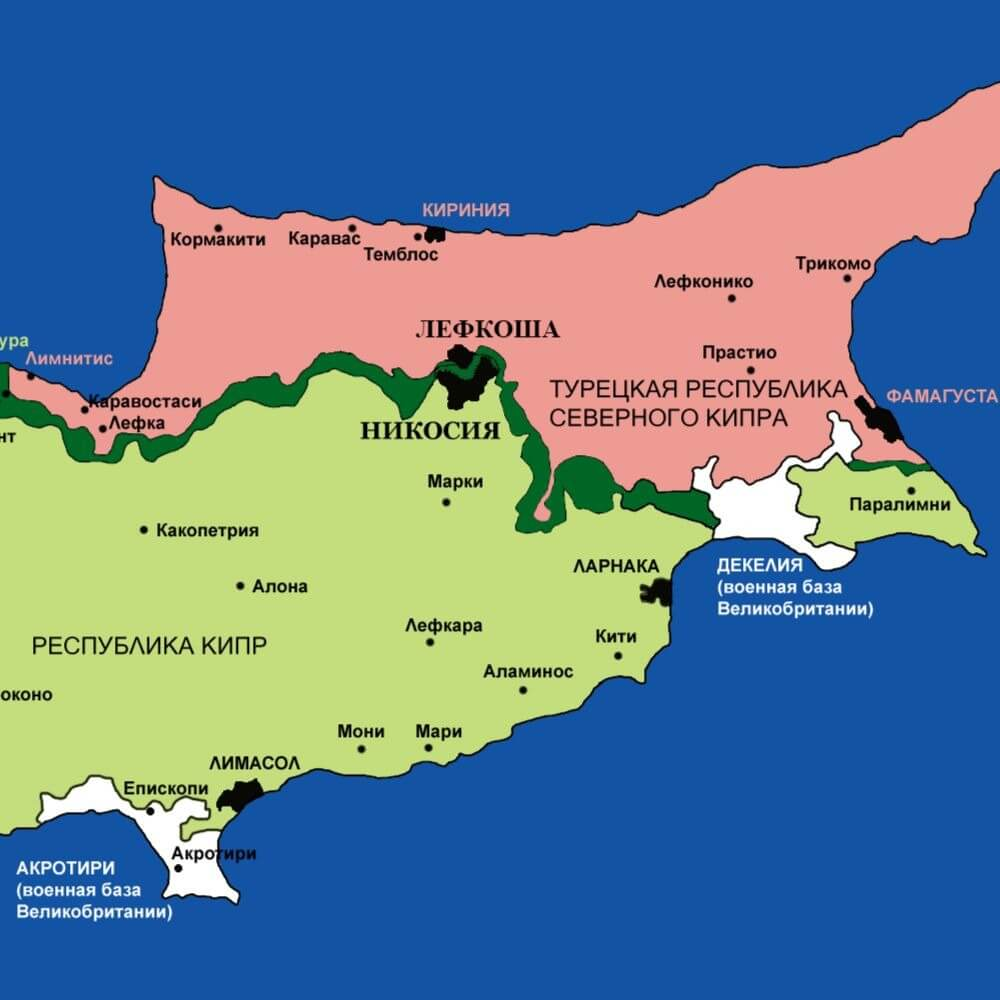 Новое землетрясение на Кипре: на этот раз – в Никосии