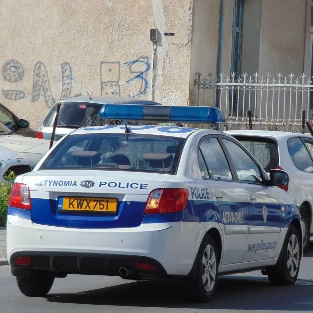 Моя полиция меня бережет: в Полисе, Пафосе и Лимассоле задержаны четверо подозреваемых в кражах