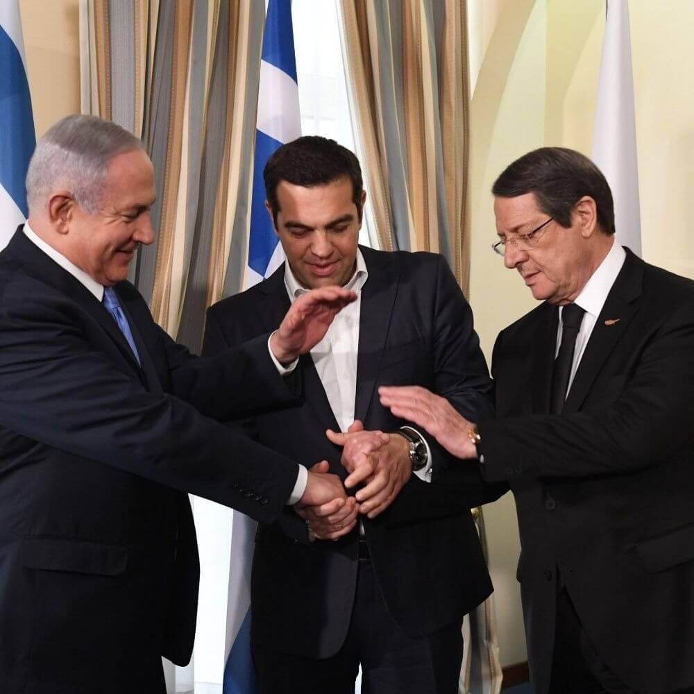 Израиль принимает лидеров Кипра и Греции на трехстороннем саммите