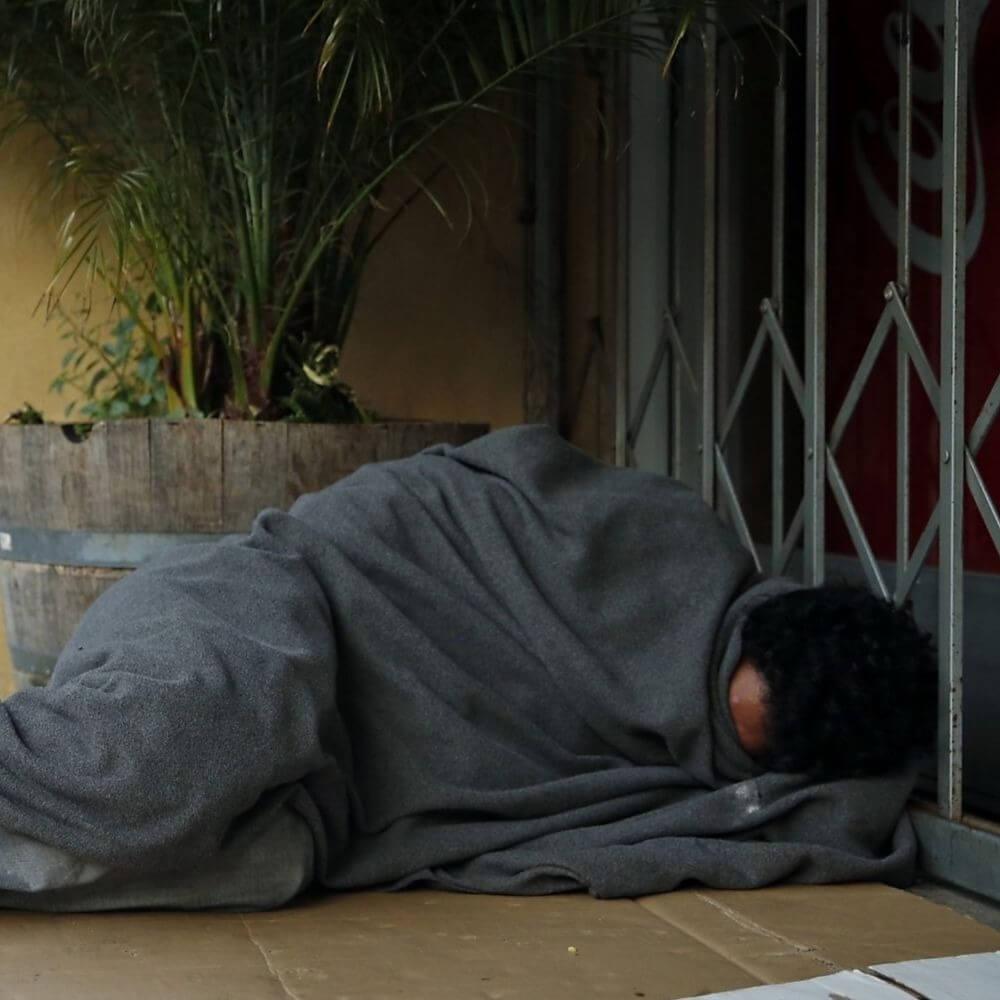 Число бездомных на Кипр удваивается каждый год
