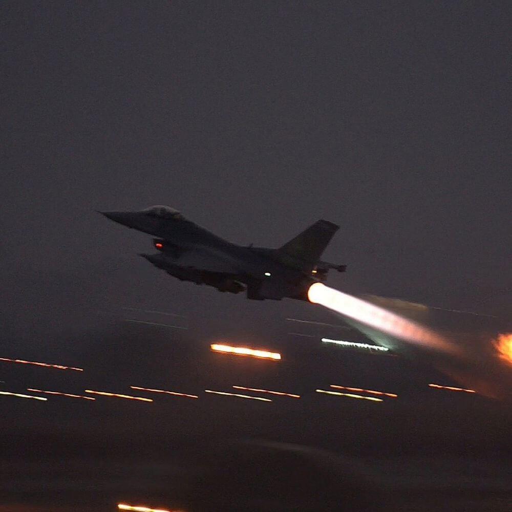 Британцы перебросят на Кипр истребители, чтобы бомбить ИГИЛ