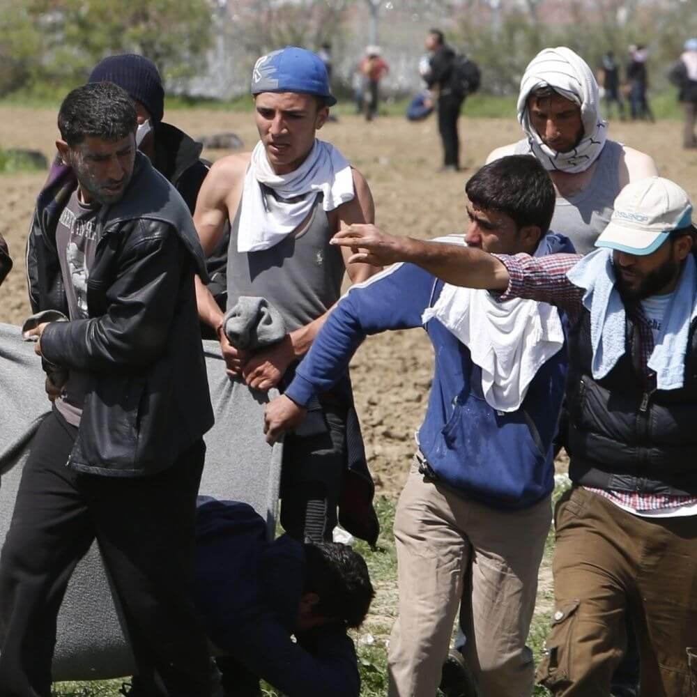 Приплыли… Полиция Ларнаки задержала новую группу мигрантов