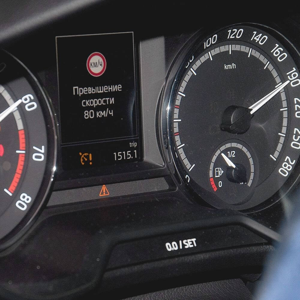 Лихачи на дорогах: кипрские водители превышают скорость