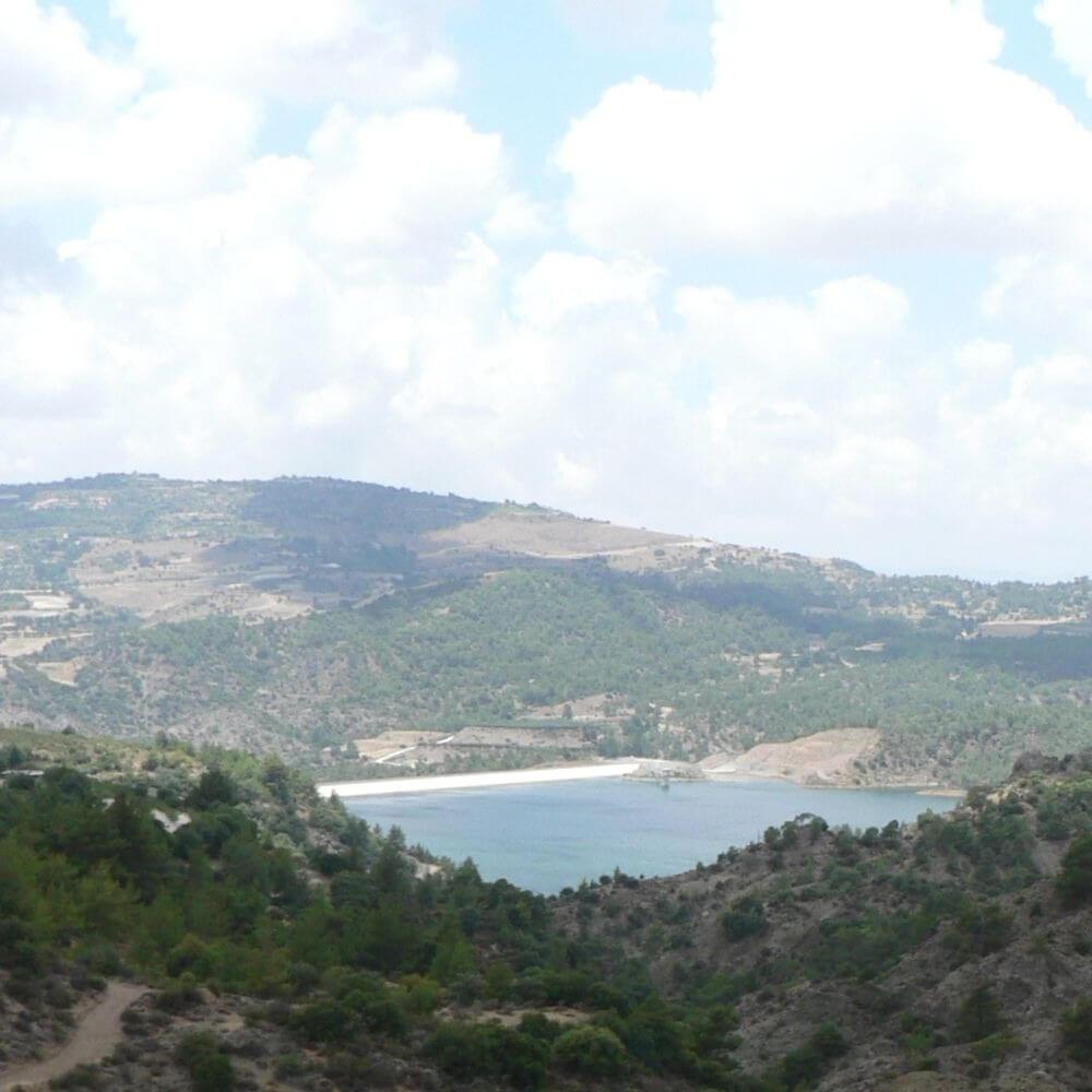 Водохранилище Гермасойя – на грани переполнения. Власти призывают население быть осторожными