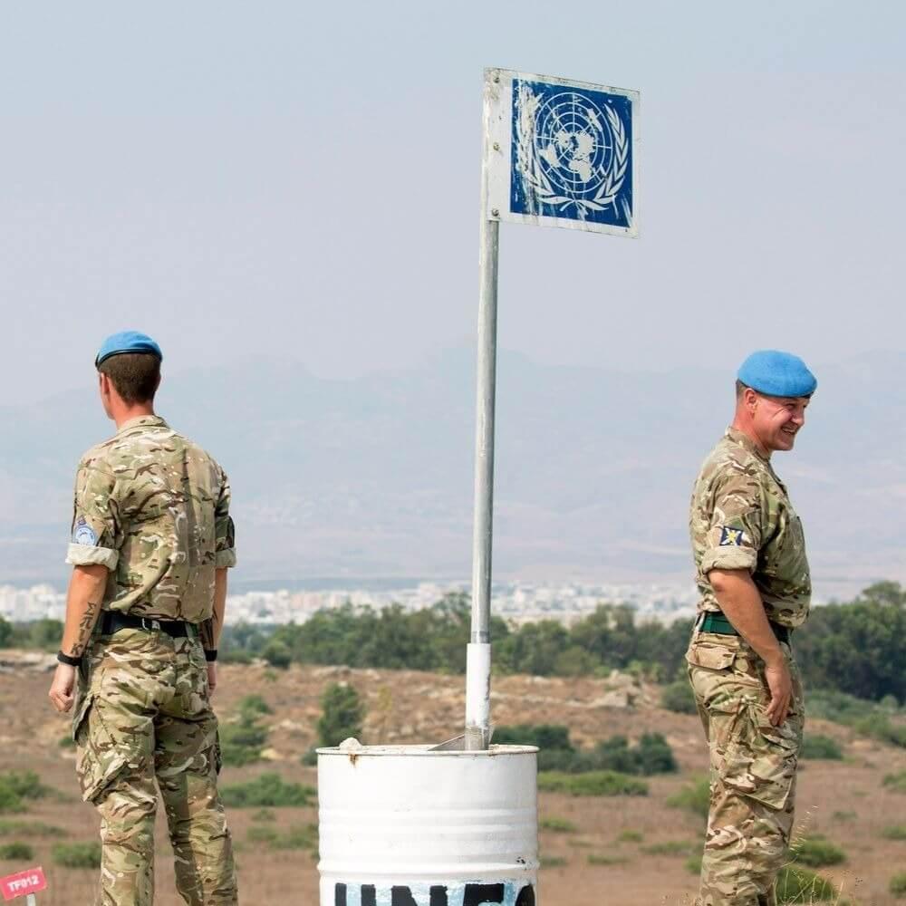 Власти Кипра рассчитывают на продление мандата Миротворческих сил ООН