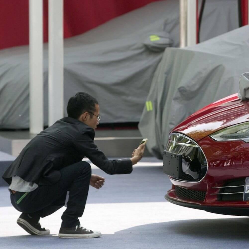 Tesla построит в Китае завода по производству американских электромобилей