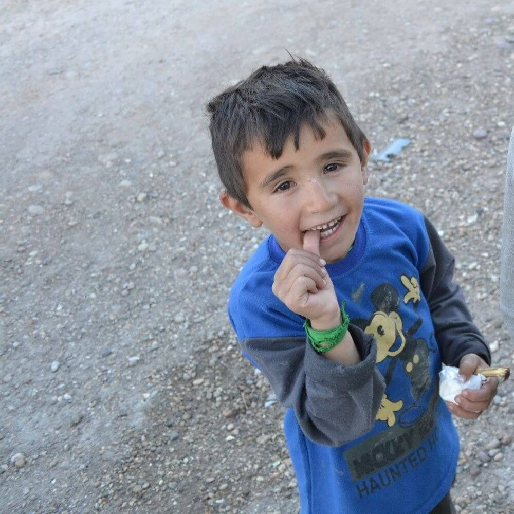 На Кипре найден брошенный малыш-курд