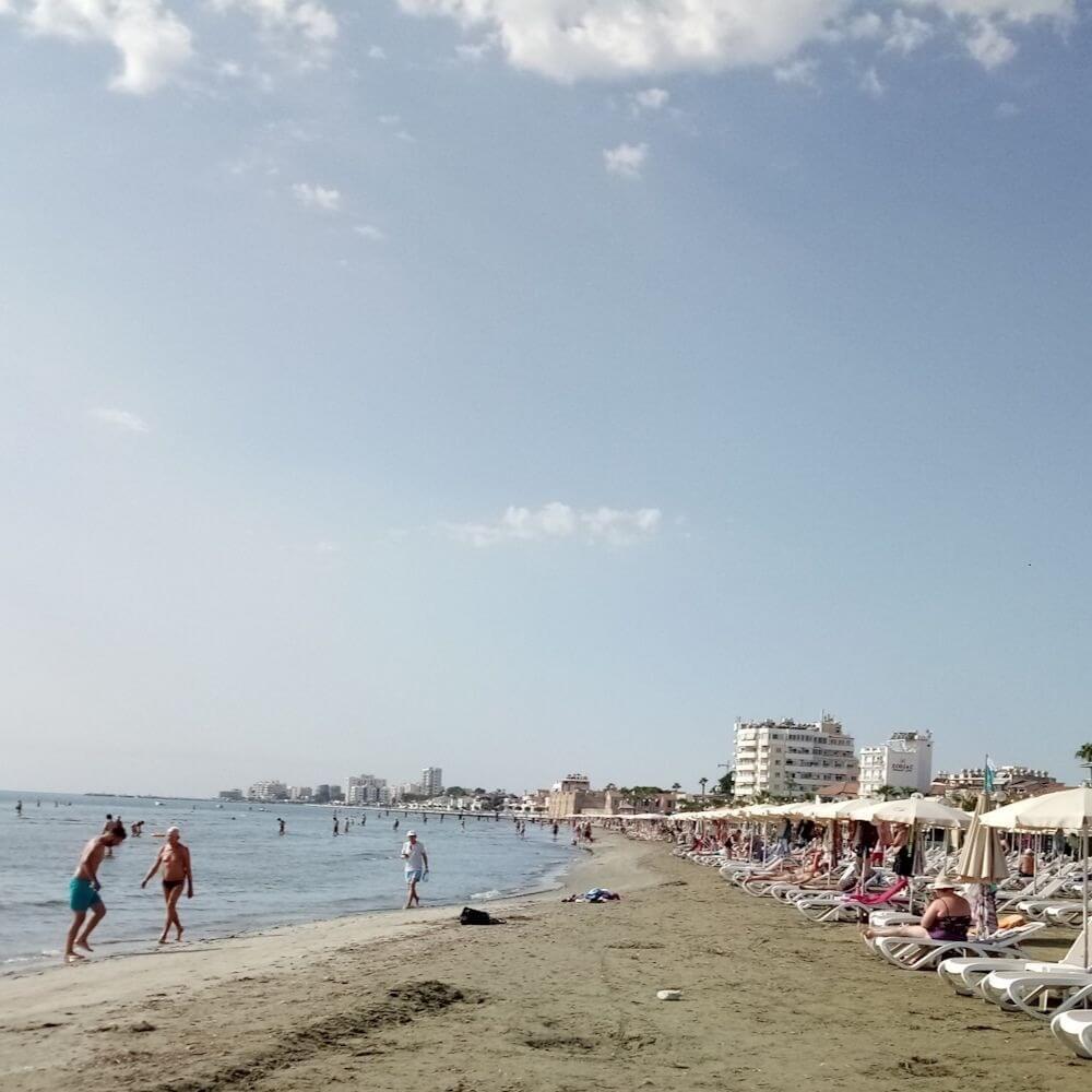 Кипрский пляж Фигового дерева – в двадцатке лучших в мире
