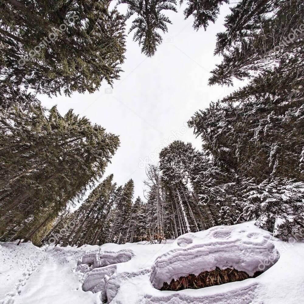 Осторожно на дорогах: град внутри страны, снег в горах