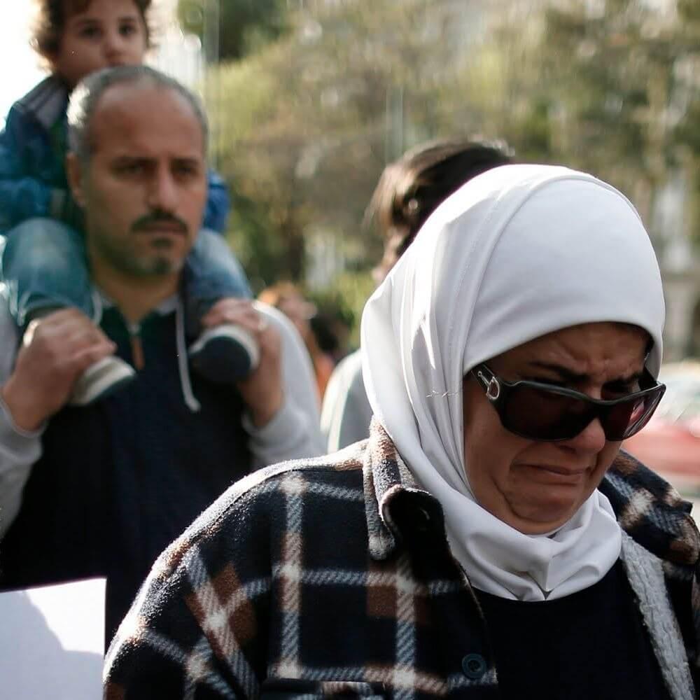 Сирийские мигранты сами пришли в полицию Ороклини