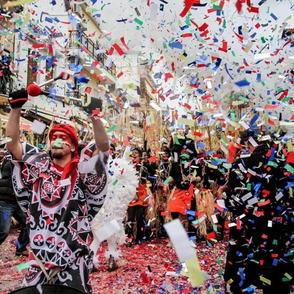 Лимассольский карнавал стал самым многочисленным за всю историю