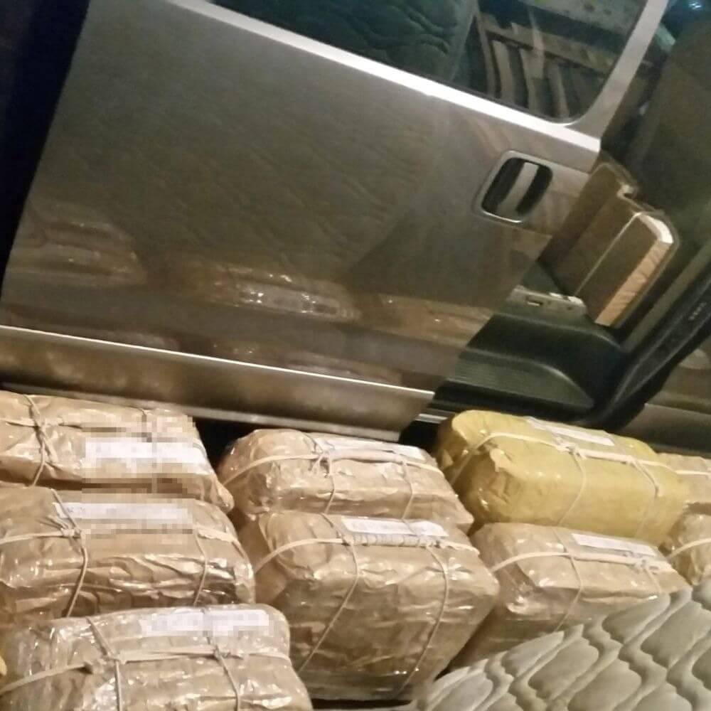 Посылка с кокаином в Ларнаке. Адресат арестован