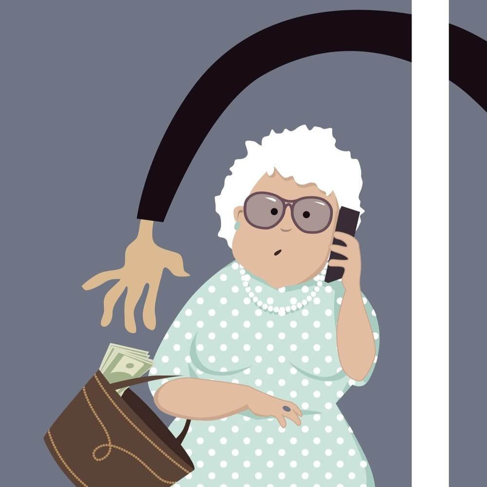 Мошенники продолжают обворовывать пожилых киприоток